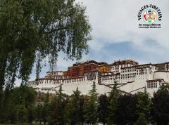 Le Potala, demeure des Dalaï Lama